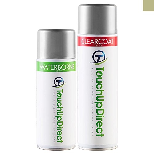 TouchUpDirect Toyota Camry Exact-Match Automotive Touch-Up Paint - 4T8 Sandy Beach Metallic - 13.5 oz. Aerosol - Essential Package (Toyota Camry Paint compare prices)