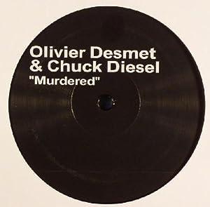 Olivier Desmet & Chuck Diesel - Get Up EP