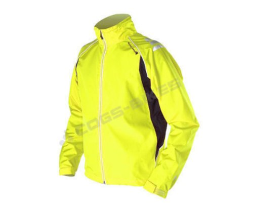 Buy Low Price ENDURA Endura Laser II Jacket 2012 Small Yellow (E9022Y/3)