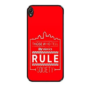 Vibhar printed case back cover for Sony Xperia Z1 RuleSociety
