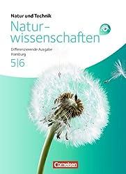 Natur und Technik - Naturwissenschaften: Differenzierende Ausgabe - Hamburg: 5./6. Schuljahr - Schülerbuch - Gesamtband