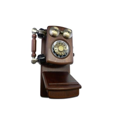 Golden Eagle Country Wood Phone WALNUT 0