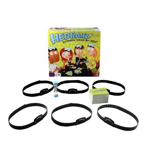 Adult-HedBanz-Game