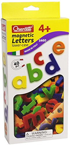 Quercetti Lowercase Letters Game