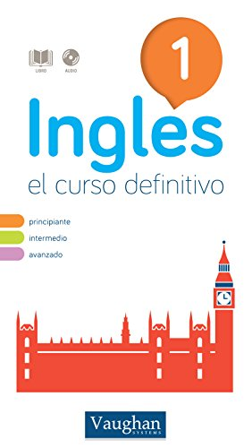 Curso de inglés definitivo 1 de Richard Vaughan, Richard Brown