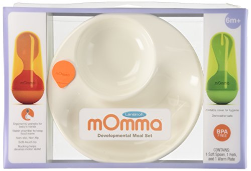 Lansinoh mOmma Mealtime Developmental Meal Set