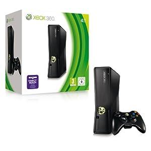 Xbox 360 Konsole Slim Black 4GB