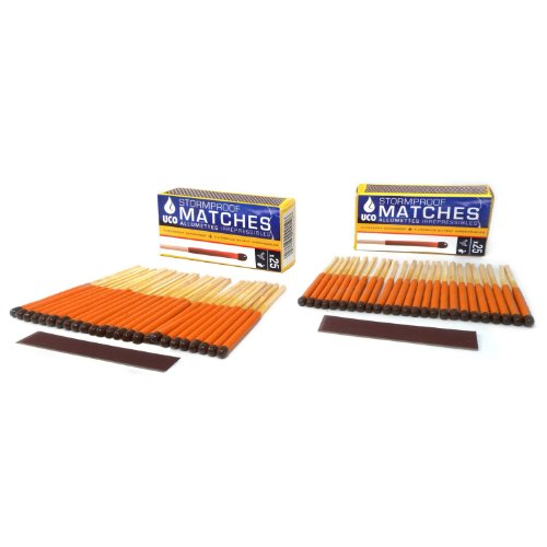 Lowest Price! UCO Stormproof Matches