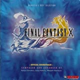 Image of Final Fantasy X - Official Soundtrack - Uematsu's Best Selection