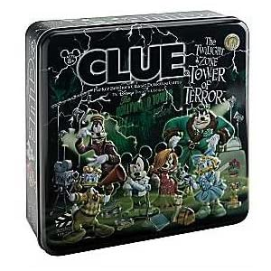 CLUE Tower of Terror!
