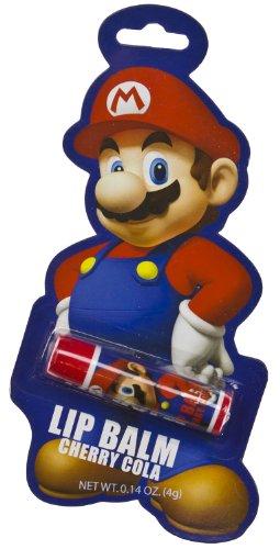 Super Mario Cherry Cola Lip Balm