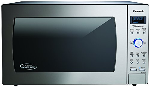 Panasonic NN-SD975S Countertop/Built-In Cyclonic Wave Microwave with Inverter Technology, 2.2  cu. ft. , Stainless (Small Built In Oven compare prices)