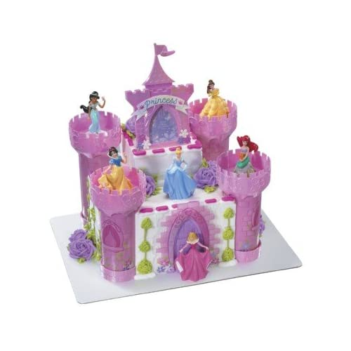 Amazon.com: Disney Princess Castle Signature Cake Kit