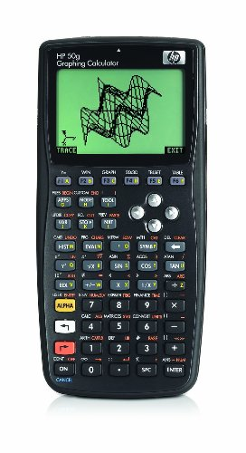 HP, 50G, Calculator