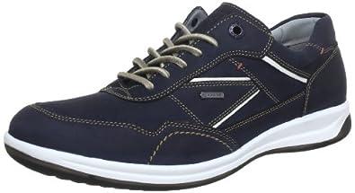 FRETZ men Bern, Herren Sneakers, Blau (75 blue/perle), 39 EU