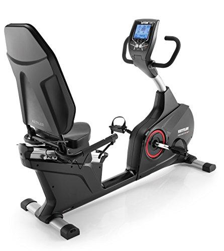 Kettler RE7 Recumbent Ergometer Exercise Bike