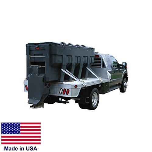 Spreader Commercial - Salt & Sand Truck Bed Mounted - Auger Feed - 3 Cy Cap (Truck Mounted Salt Spreader compare prices)