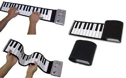 Roll Up Electric Piano