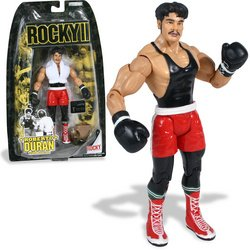 Amazon.com: Rocky II Action Figure - 1979 Roberto Duran: Toys & Games