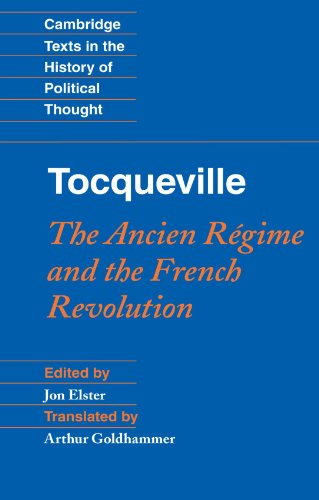 understanding of marx and tocquiville Online library of liberty his appreciation and his understanding of the royalist and traditionalist convictions of his father compte, marx, tocqueville.