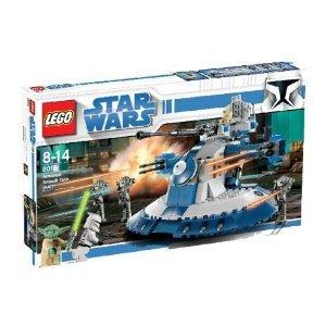LEGO Star Wars secessionist AAT Attack Tank 8018