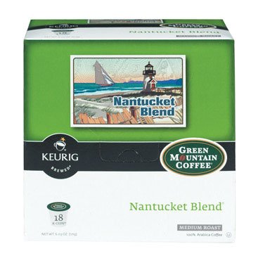 Green Mountain Nantucket Blend Coffee Keurig