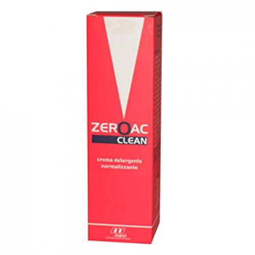 crema per il viso per pelli acneiche zeroac clean normalizzante 75 ml