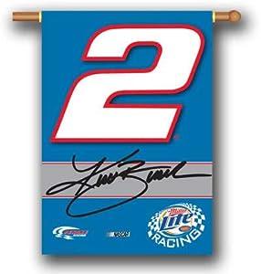 Kurt Busch Nascar Banner