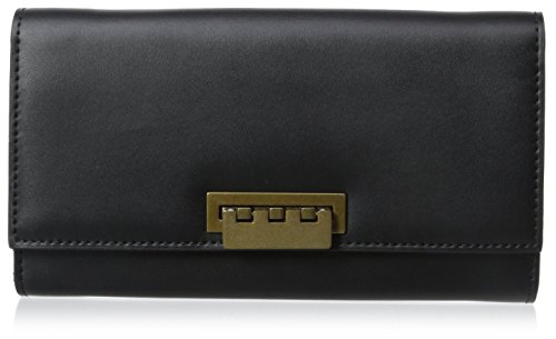 ZAC-Zac-Posen-Womens-Solid-Eartha-Wallet-Black