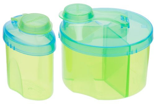 Munchkin Powdered Formula Dispenser Combo Pack, Colors May Vary front-582359