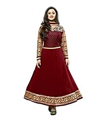 shyam creation New Fancy Embroidered Dress Material(B-1)