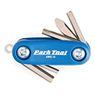 Park Tool Micro Folding Hex Screwdriver Set - AWS-13