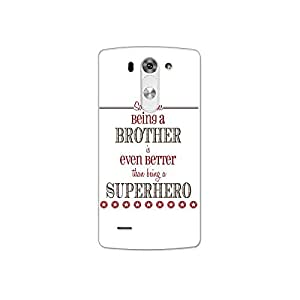 LGG3 stylus nkt08 (15) Mobile Case by Mott2 - Being a Brother Quotes (Limited Time Offers,Please Check the Details Below)