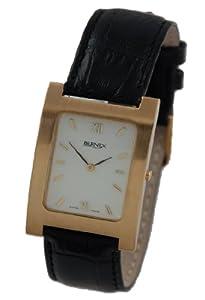 Bernex GB11118 - Reloj de pulsera hombre, piel