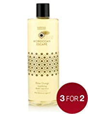 Moroccan Escape Soothing Bath Essence 500ml