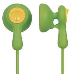 Panasonic RP-HV41GU-G Stereo Insidephones for Ipod / MP3 Player (Green)