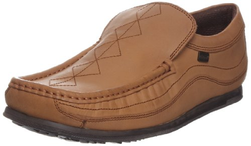 Kickers Men's Moorgate Tan Loafer 1kf0001108ta1 10 UK