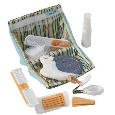 Safety 1St 1St Complete Grooming Kit, Spring Green front-588902