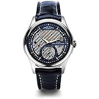 Armand Nicolet Stainless Steel Men's Watch (A750AAA-BU-P713BU2)