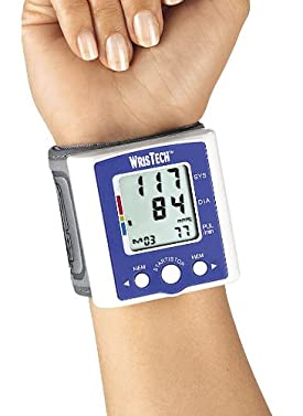 Milex Blood Pressure Monitor -Easy to Use- High Accuracy