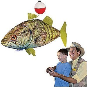 Buy air swimmers remote control inflatable flying bass for Air swimming fish