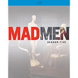 Mad Men: Season Five [Blu-ray]