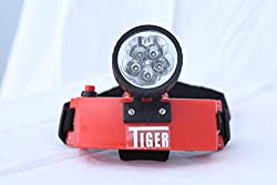 Tiger MULTIPURPOSE RECHARGEABLE LED HEAD TORCH
