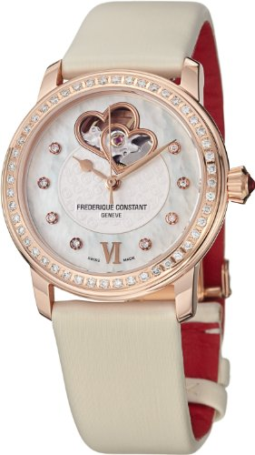 Frederique Constant Ladies Automatic Women's Watch FC-310WHF2PD4