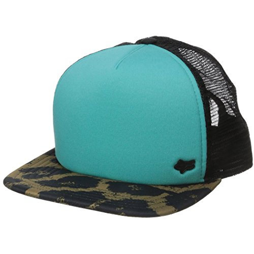 Fox Junior's Cheebrah Trucker Hat with Animal Print