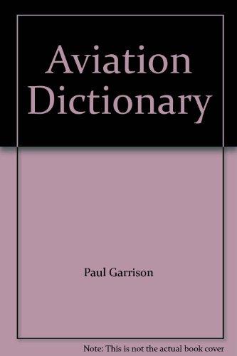 Aviation Dictionary PDF