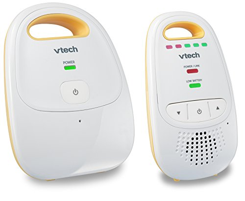 VTech DM111 Safe & Sound Digital Audio Baby Monitor With One Parent Unit