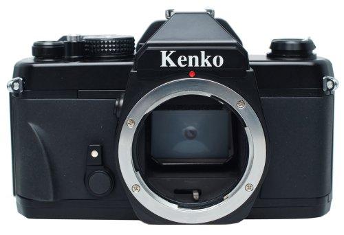 【Amazonの商品情報へ】Kenko フィルム一眼レフカメラ KF-3YC ヤシカ/コンタックスマウントレンズ対応