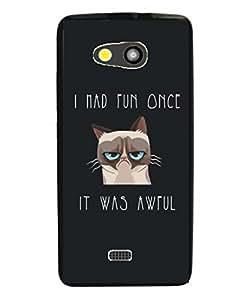 Techno Gadgets Back Cover for Nokia Lumia 720
