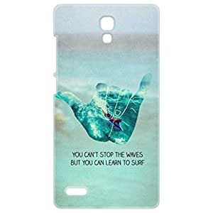 a AND b Designer Printed Mobile Back Cover / Back Case For Xiaomi Redmi Note Prime / Xiaomi Redmi Note (XOM_NP_3D_3065)